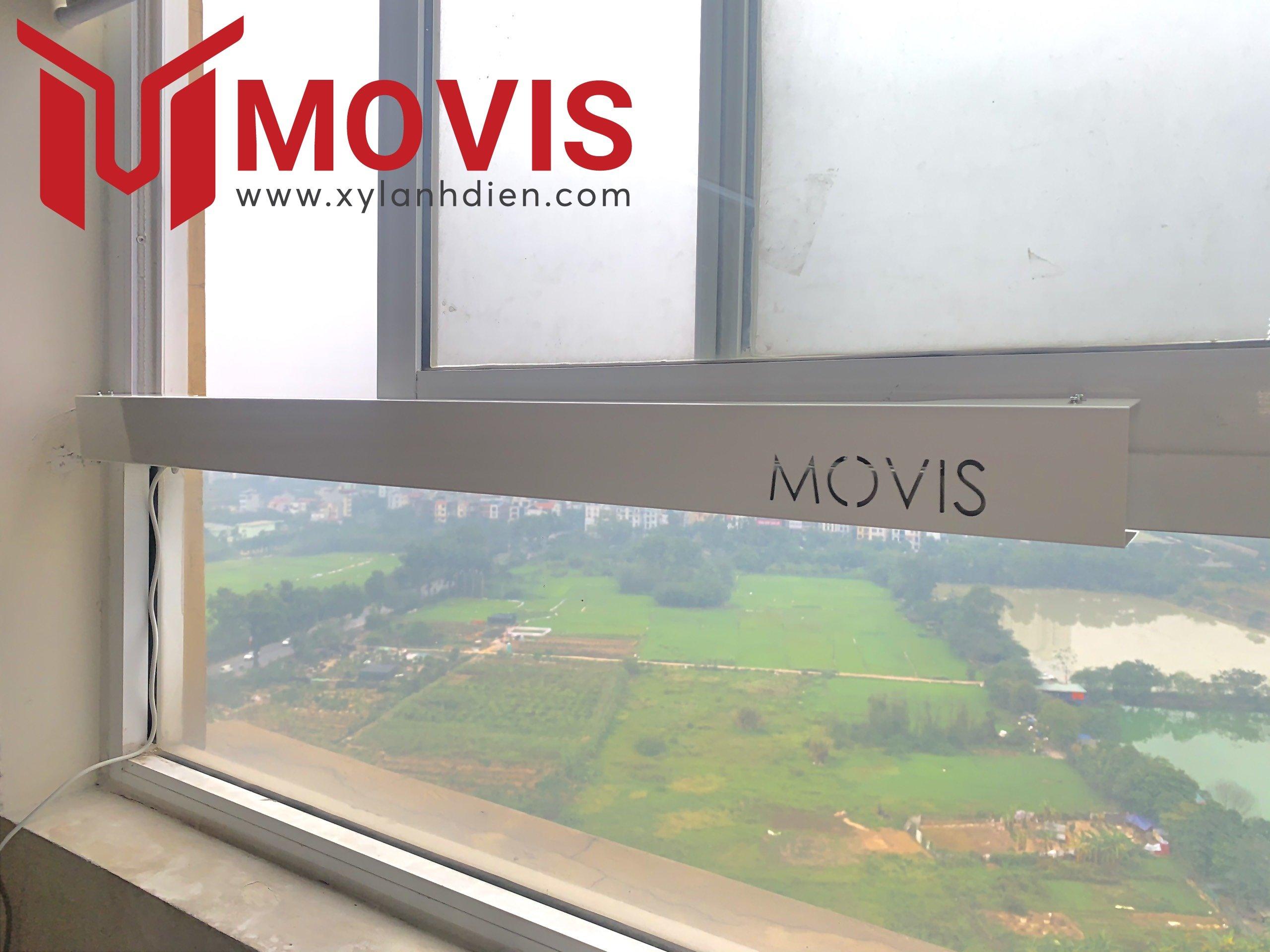 Xy lanh điện movis