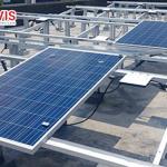 Combo xoay hướng dàn pin mặt trời chất lượng tiện ích bất ngờ