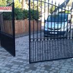 Lắp đặt cửa cổng tự động có lợi ích gì?