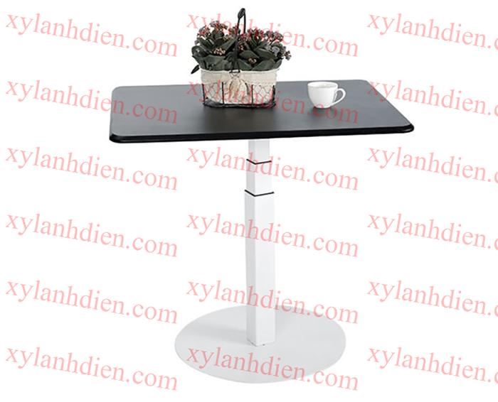Trụ nâng điện ứng dụng bàn trà